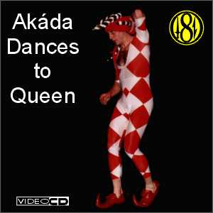 Akáda Dances to Queen